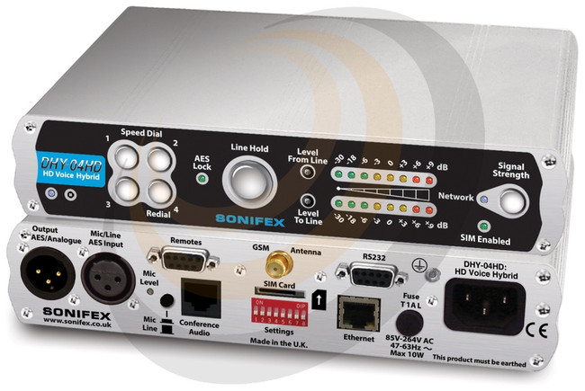 Digital HD Voice TBU, AES/EBU, Analogue, Ethernet, Free Standing - Image 1