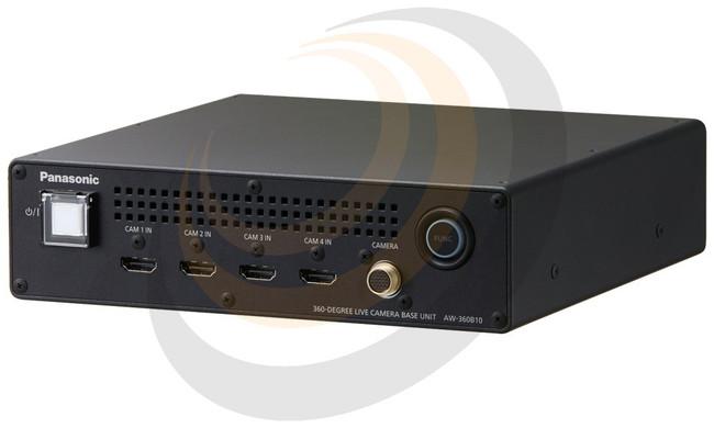 4K 360 Degree Camera Base Unit - Image 1