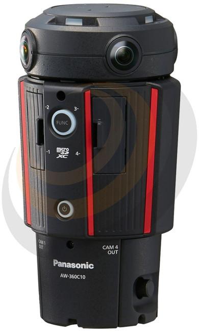 4K 360 Degree Camera Head - Image 1