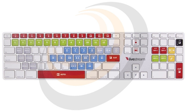 Livestream Studio Keyboard - Image 1