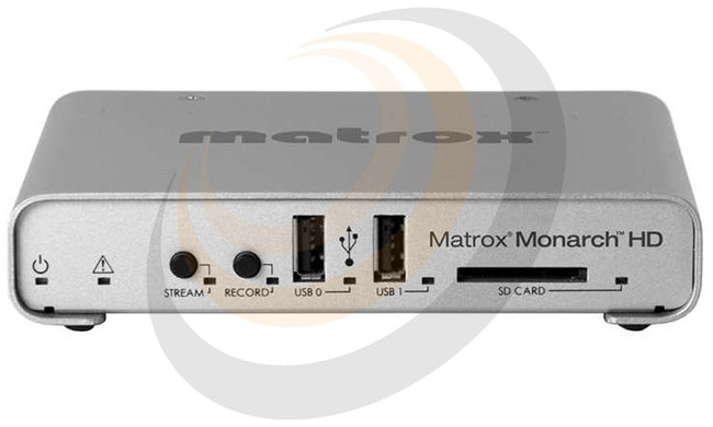 Matrox Monarch HD  - Image 1