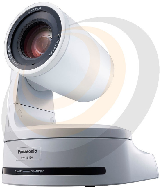 NDI | HX Compatible Premium HD Integrated Camera - White - Image 1