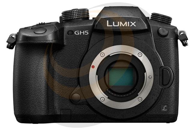 GH5 Body Only Black - Image 1