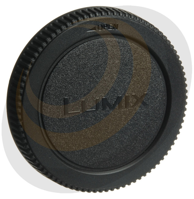 REAR CAP for ALL Lumix G series Lenses - Image 1