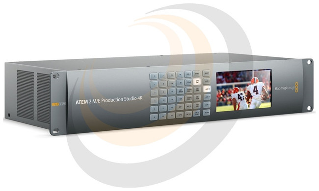 ATEM 2 M/E Production Studio 4K  - Image 1