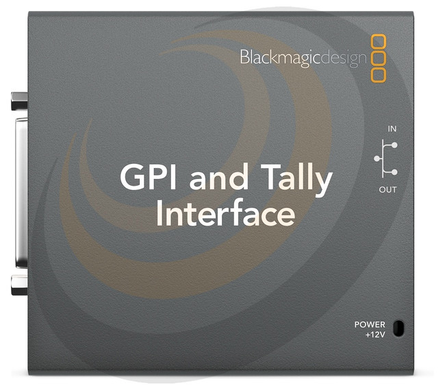GPI and Tally Interface  - Image 1