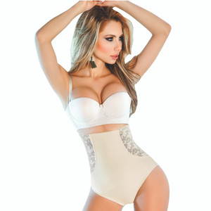 High Waist Slimming Panty Venecia