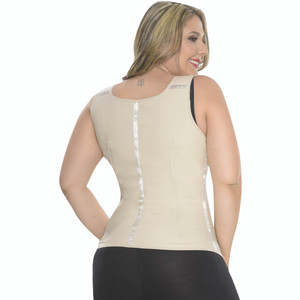 Chaleco Látex Plus Size (Sizes 24-30)