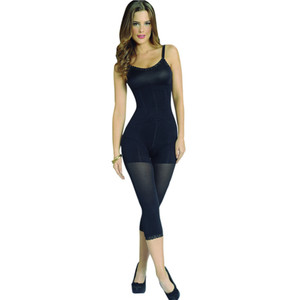 Full Body Shaper Microfiber with Bra