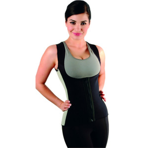 Neoprene Sweat Hot Training Belt Redu Sauna Shaper Vest