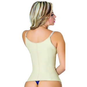 Waist Cincher Vest Latex