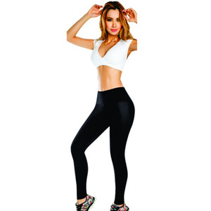 Aranza Womens Active Pants Supplex Leggings Colombian Slimming Pants Tripoli