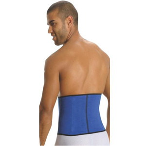 Sport Latex Waist Cincher Men