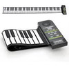 HamiltonBuhl Electronic Piano, 88 Key, Roll Up, Full size w/ Foot Pedal