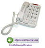 Future Call Model 20200 - Amplified Corded Big-Button Telephone