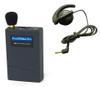 Williams Sound PockeTalker PRO with Wide Range Earphone EAR008 - PKTPRO1-E08