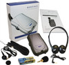 Williams Sound PockeTalker Ultra Personal Sound Amplifier - Includes Headphone or Earphone Accessory