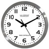 "16"" Atomic Analog Clock"