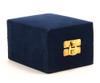 Blue Velvet Keepsake Box