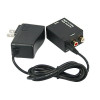 Truedio Compatible Digital to Analog TV Converter Kit - Includes 6 foot Optical Cable
