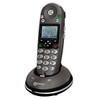 Amplified Cordless Telephone for Mild to Moderate Hearing Loss - Slim Design with Visual Ringer - Geemarc Model AMPLI350