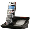 Amplified Cordless Big Button Telephone with Talking Caller ID for Severe Hearing Loss - Serene Innovations Model CL60