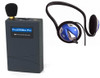 Williams Sound PockeTalker Pro Amplifier PKTPRO1-H26 with Behind-the-Head Headphones HED026