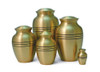 Handcrafted High Quality Brass Pet Urn