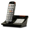 Amplified Cordless Big Button Telephone with Extra Loud Speakerphone for Severe Hearing Loss - Serene Innovations Model CL65