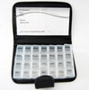 Medium Deluxe Weekly Pill Planner with Case