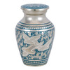 Going Home Elite Keepsake Urn with threaded lid