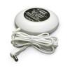 Sonic Alert Super Shaker SS12VW Bed Vibrator-White