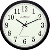 "14"" Atomic Analog Clock"