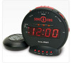 Sonic Alert SBB500SS Extra Loud Alarm Clock with Bed Shaker