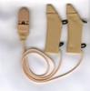 Ear Gear FM for Eyeglasses - Binaural (Beige)