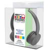 HamiltonBuhl Gray KidzPhonz™ Headphone