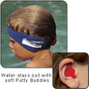 3 Pair Putty Buddies WaterBlock Swimming Ear Plugs