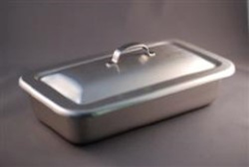 Stainless Steel Soaking Tray with Lid