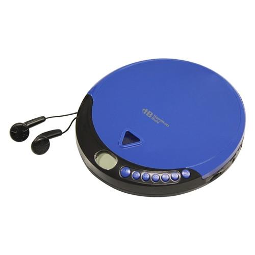 HamiltonBuhl Ultra Portable CD Listening Center, 4 station