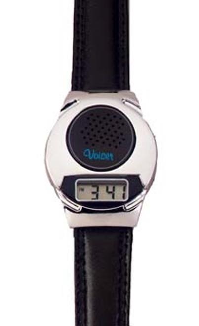 Silver Beauty Talking Watch