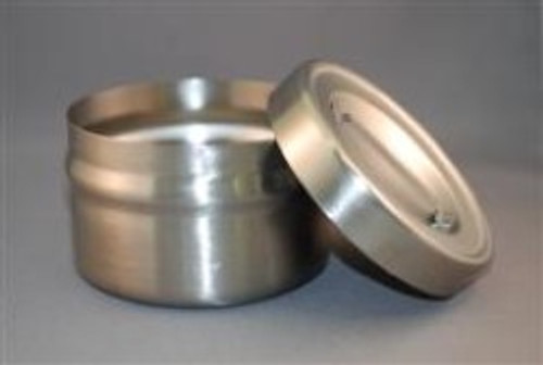 Stainless Steel Dressing Jar - 1 Jar