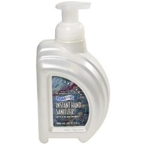 Clean Shape Foaming No-Rinse Instant Hand Sanitizer - 32oz. Pump Bottle