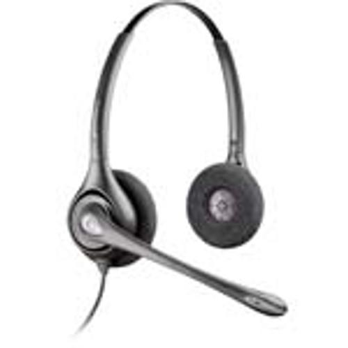 H261N Supra Plus Binural Headset w/ noise canelling mic