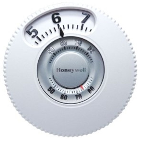 Mercury Free Easy-to-See Thermostat
