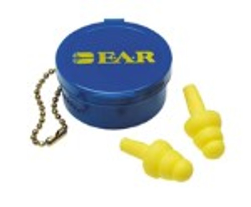 E-A-R Ultra Fit Earplugs - Uncorded (with carrying case)