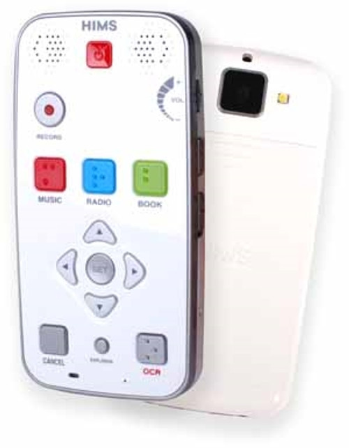 Blaze EZ Digital Talking Book Player