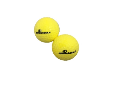 3 golf balls almost - 4 5