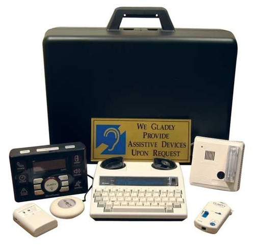 ADA Compliant Guest Room Kit Model ADA-1000