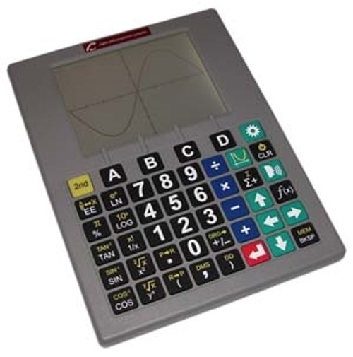 SciPlus 2500 - Talking Graphing Calculator