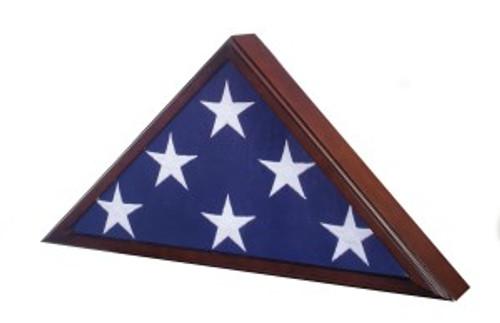 Cherry Memorial Flag Case